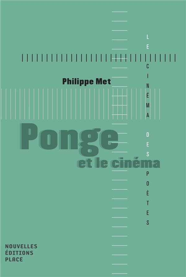 PONGE ET LE CINEMA